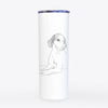 Opie the Foxhound - 20oz Skinny Tumbler