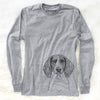 Orin the Treeing Walker Coonhound - Long Sleeve Crewneck