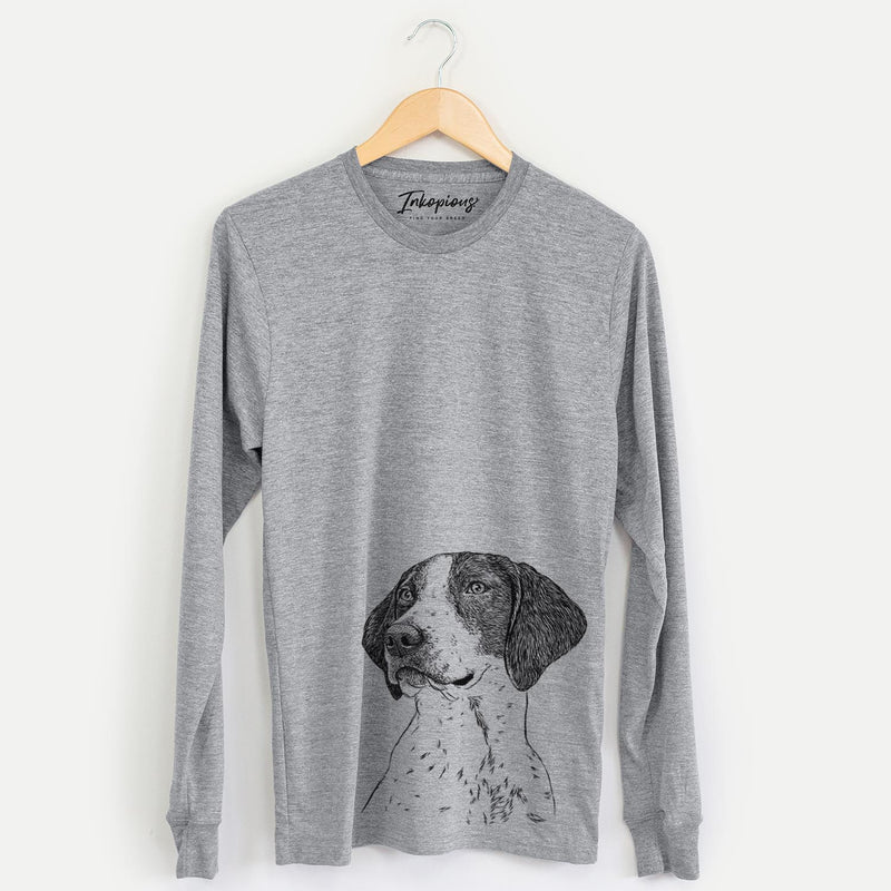 Payton the Mixed Breed - Long Sleeve Crewneck
