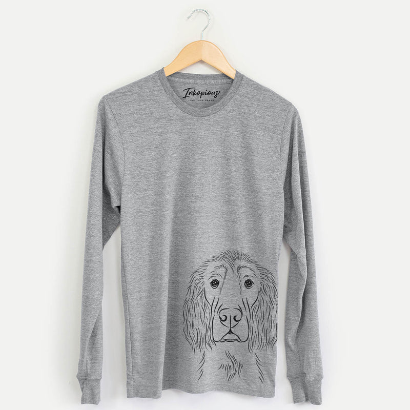 Piper the Irish Setter - Long Sleeve Crewneck
