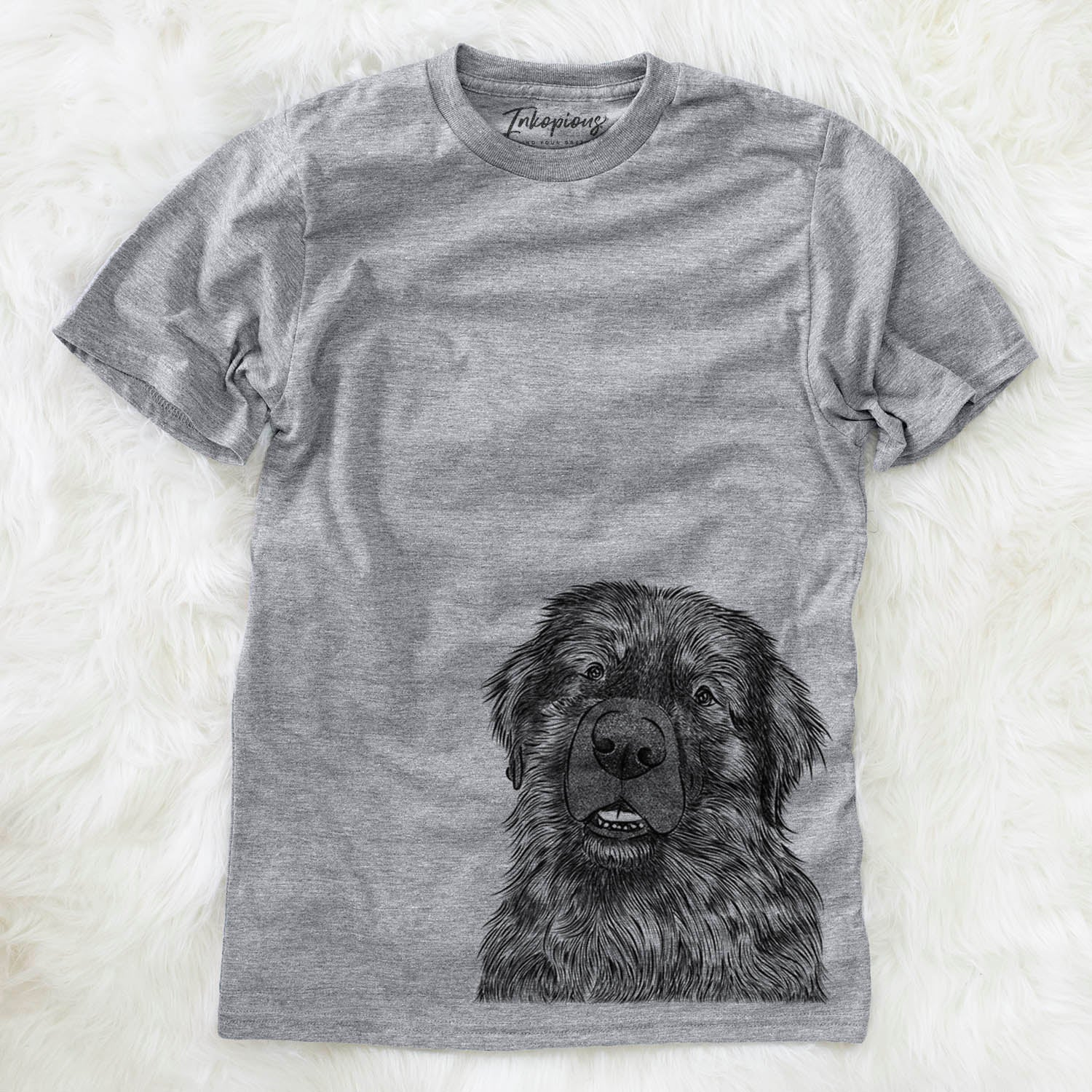 Ralph the Leonberger - Unisex Crewneck