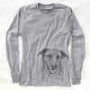Reef the Mixed Breed - Long Sleeve Crewneck