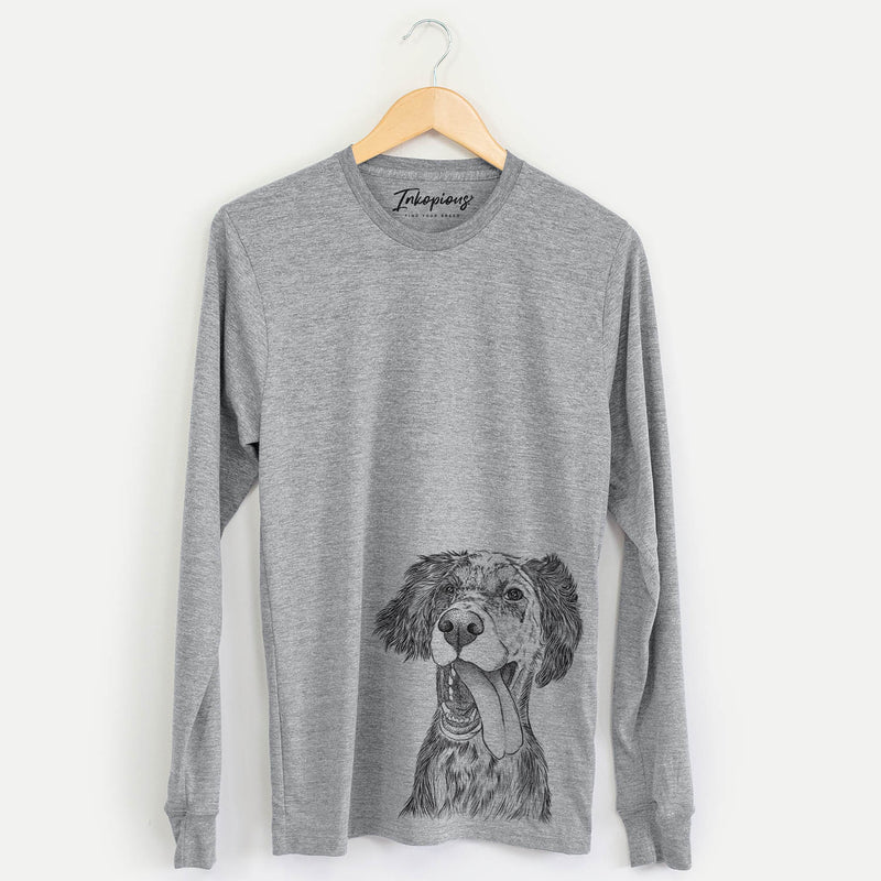 Renly the English Setter - Long Sleeve Crewneck