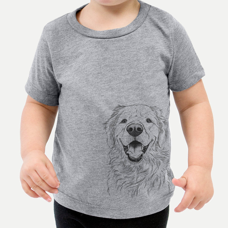 Roger the Golden Retriever - Kids/Youth/Toddler Shirt
