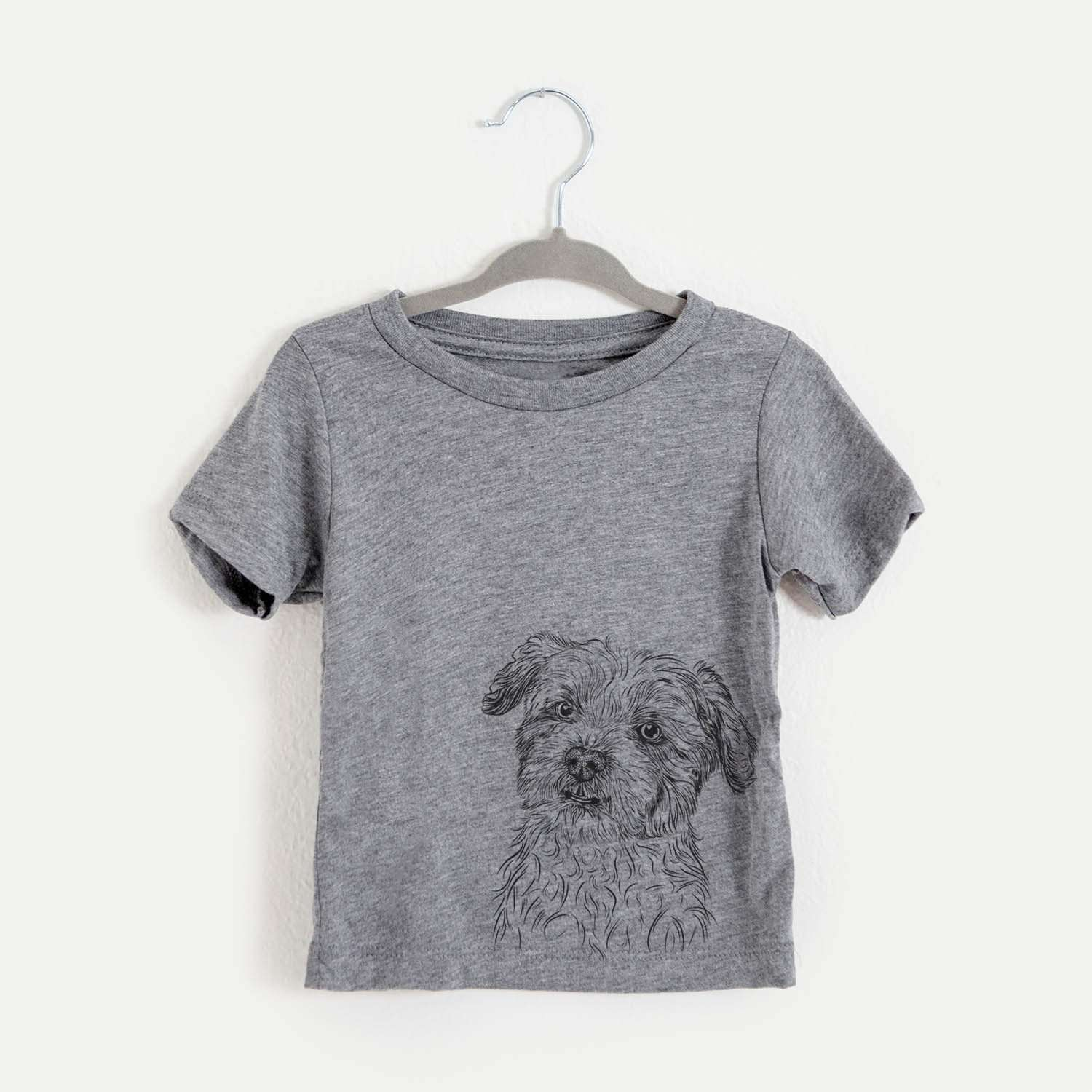 Roxie the Schnauzer Shih Tzu Mix - Kids/Youth/Toddler Shirt