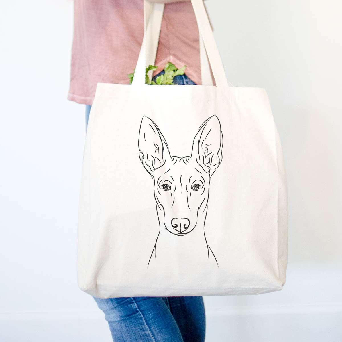 Ruadh the Pharaoh Hound - Tote Bag