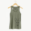 Ruadh the Pharaoh Hound - Racerback Tank Top
