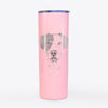 Ryleigh the Mixed Breed - 20oz Skinny Tumbler