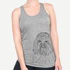 Sabine the Shih Tzu - Racerback Tank Top