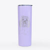 Scully the Shih Tzu - 20oz Skinny Tumbler