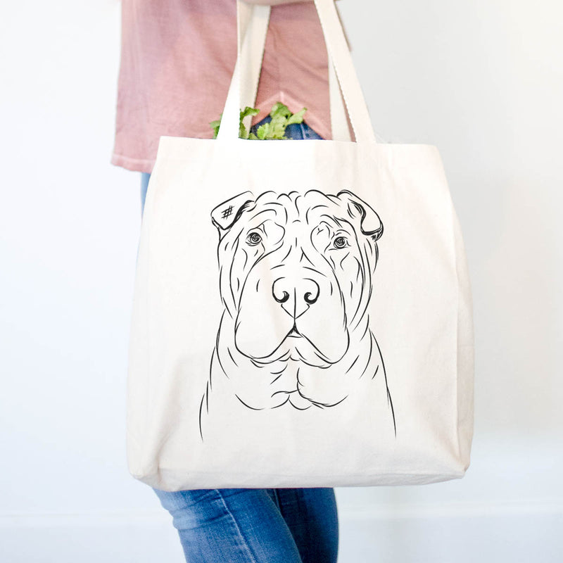 Sharpy the Shar Pei - Tote