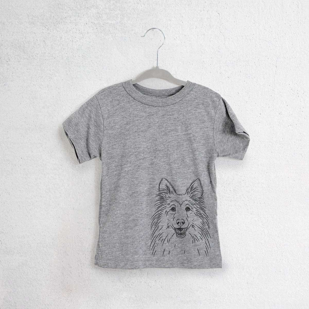 Sheldon the Shetland Sheepdog - Kids/Youth/Toddler Shirt