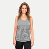 Sheldon the Shetland Sheepdog - Racerback Tank Top