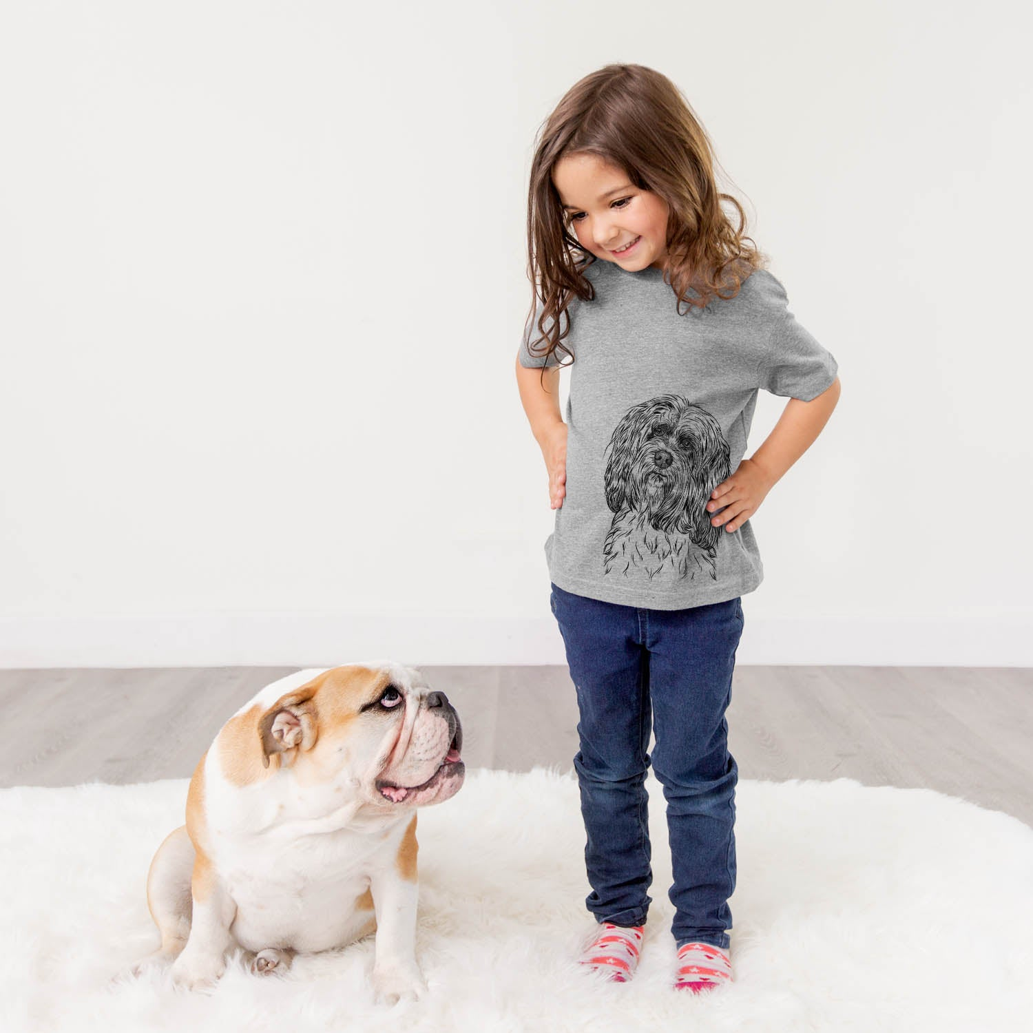 Shenpa the Tibetan Terrier - Kids/Youth/Toddler Shirt