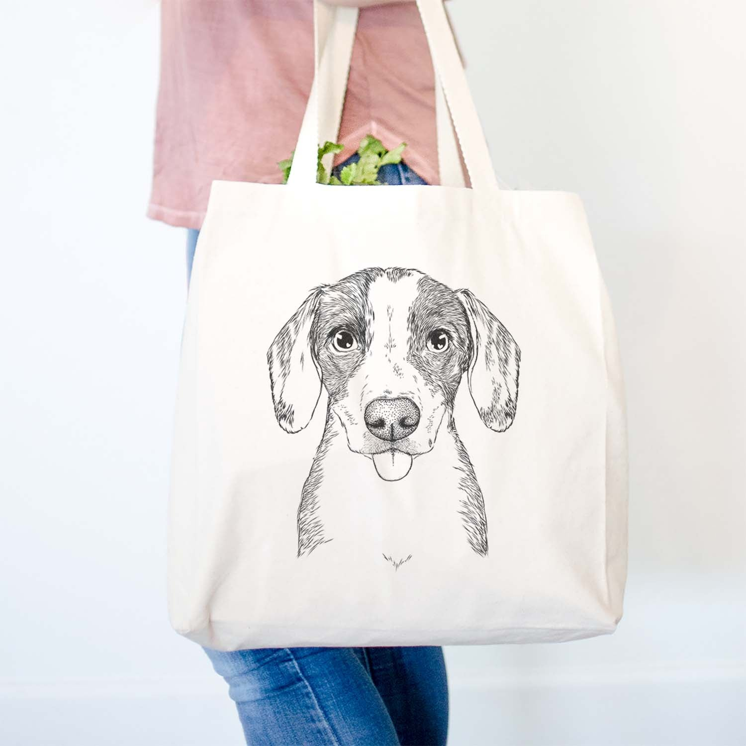SophiePea the Mixed Breed - Tote Bag