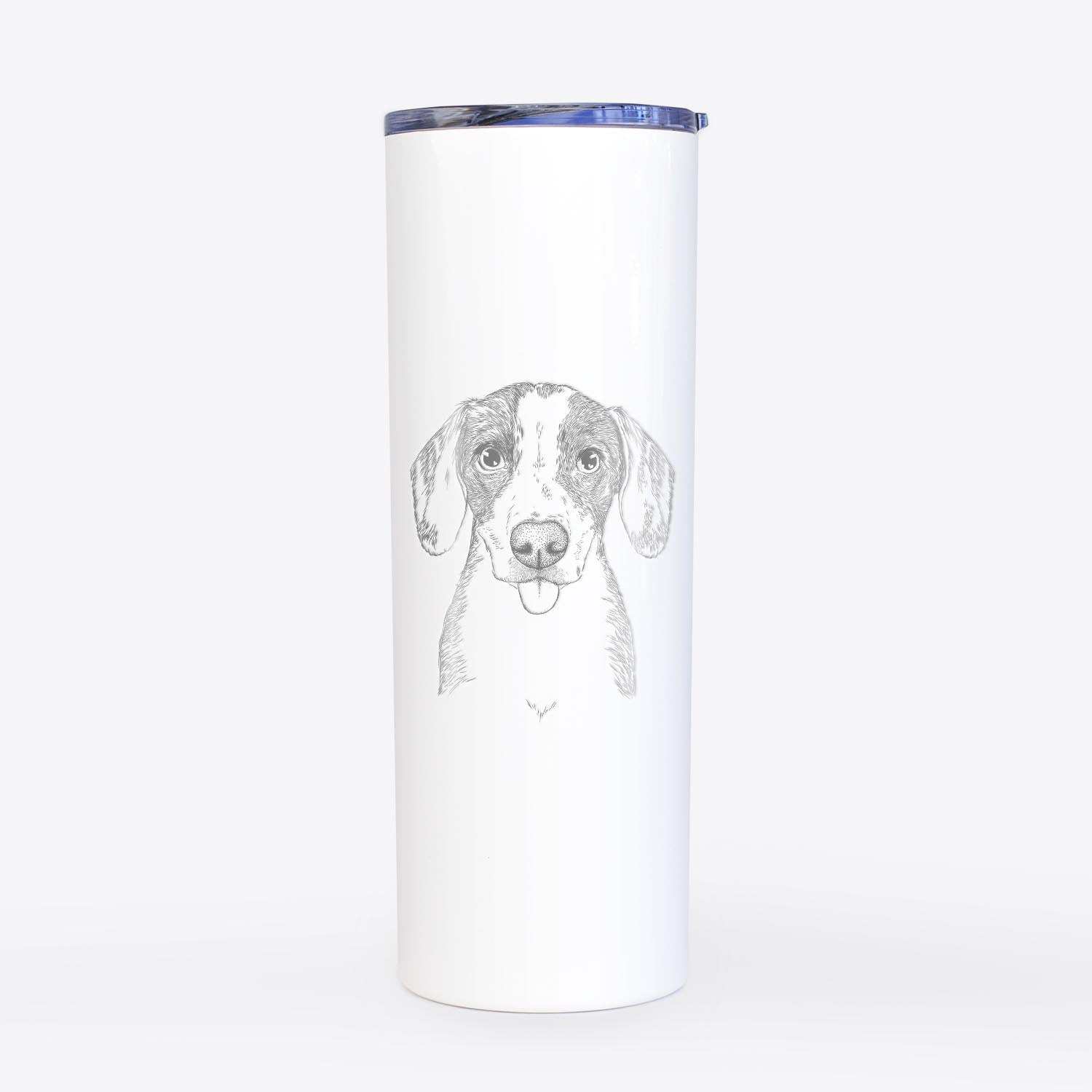 SophiePea the Mixed Breed - 20oz Skinny Tumbler