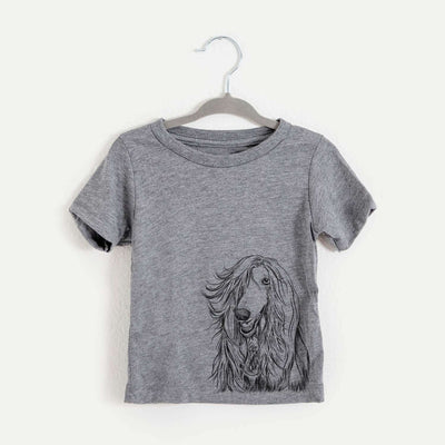 Sterling the Afghan Hound - Kids/Youth/Toddler Shirt