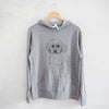 Stitch the Bichonpoo - French Terry Hooded Sweatshirt