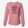 Sullivan the Irish Wolfhound - Cali Wave Crewneck Sweatshirt