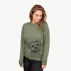 TinyTitan the Shih Tzu - Long Sleeve Crewneck