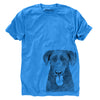 Tobes the Chocolate Lab - Unisex Crewneck