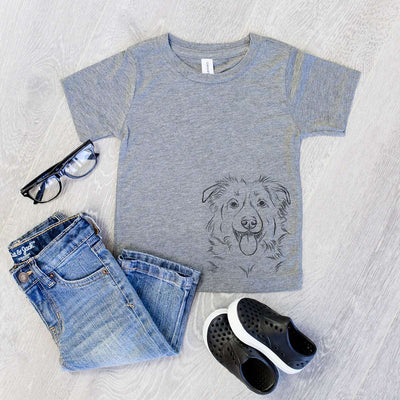 Tucker the Border Collie/Shepherd - Kids/Youth/Toddler Shirt