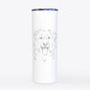Tucker the Collie Shepherd - 20oz Skinny Tumbler