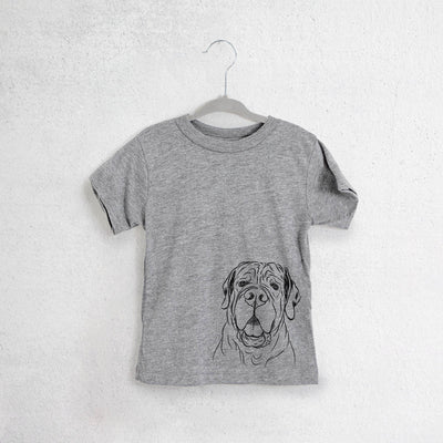 Tufton the English Mastiff - Kids/Youth/Toddler Shirt
