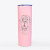 Tufton the English Mastiff - 20oz Skinny Tumbler