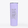 Twitch the Golden Hamster - 20oz Skinny Tumbler