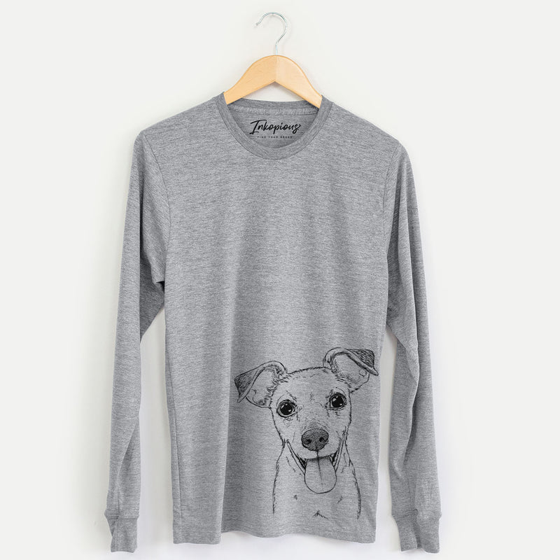 Tyler the Mixed Breed - Long Sleeve Crewneck