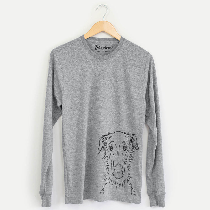Vaughn the Borzoi - Long Sleeve Crewneck