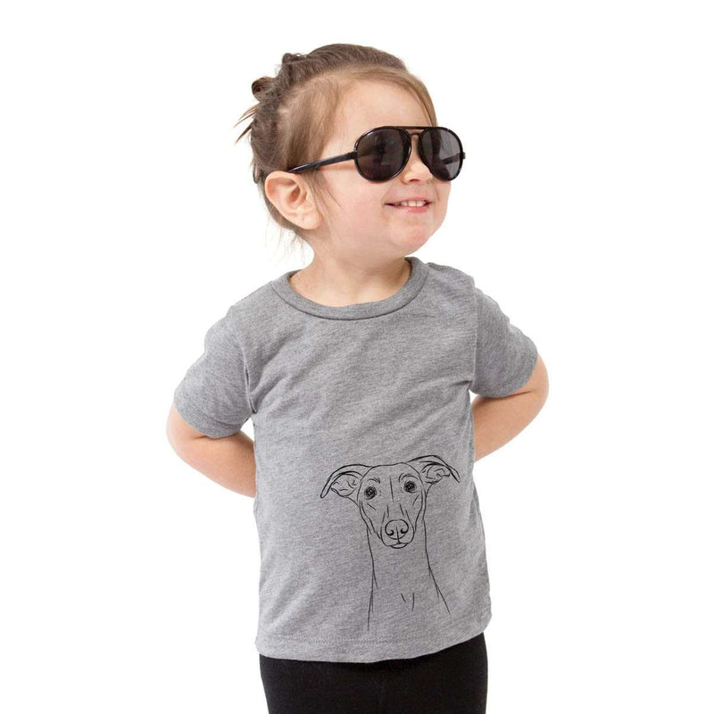 Wallace the Whippet - Kids/Youth/Toddler Shirt