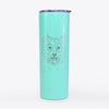 Welma the West Highland Terrier - 20oz Skinny Tumbler