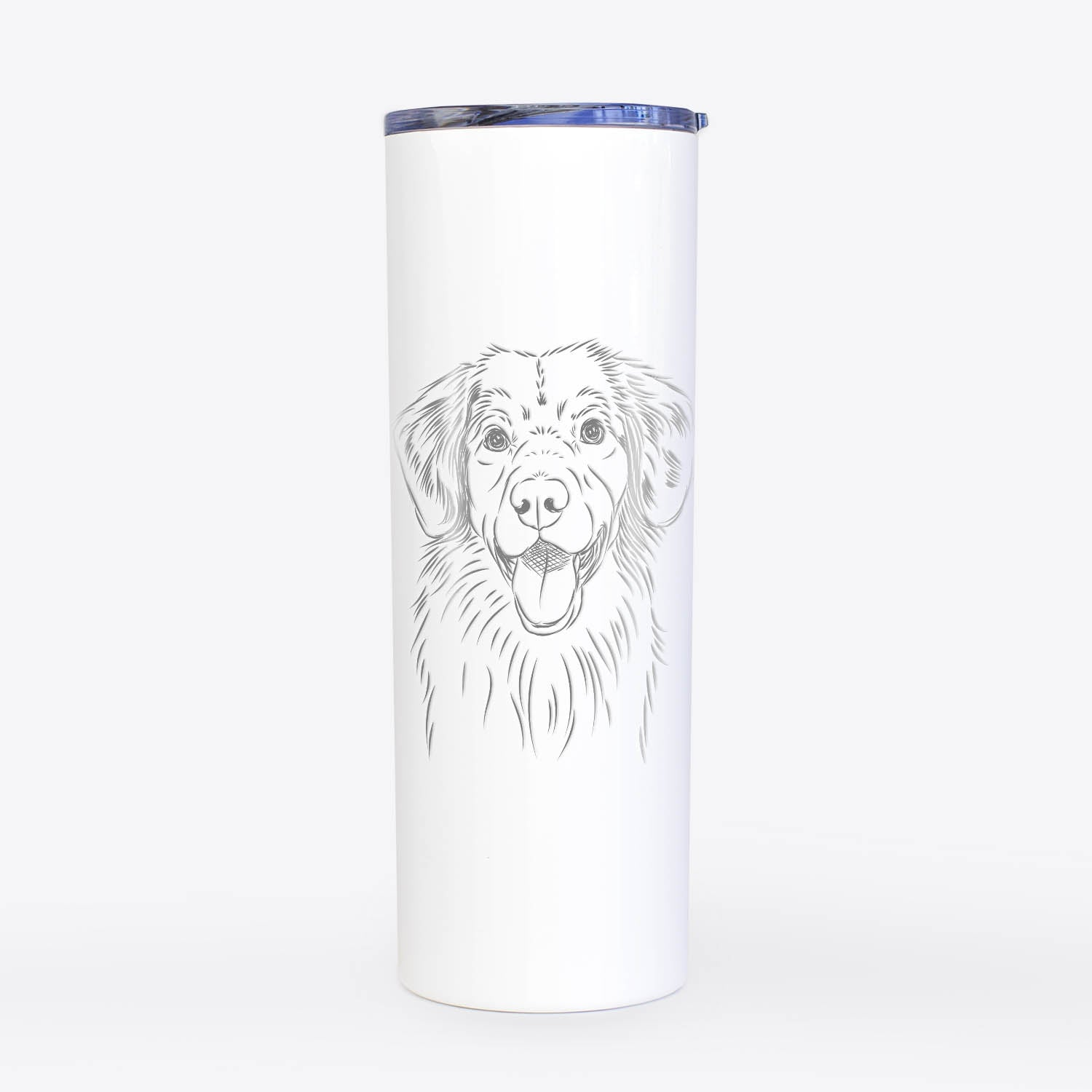 Weston the Nova Scotia Duck Tolling Retriever - 20oz Skinny Tumbler