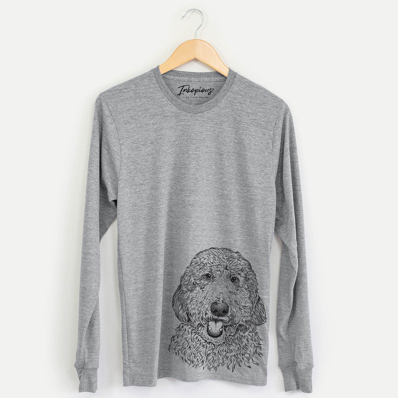 Whisper the Goldendoodle - Long Sleeve Crewneck