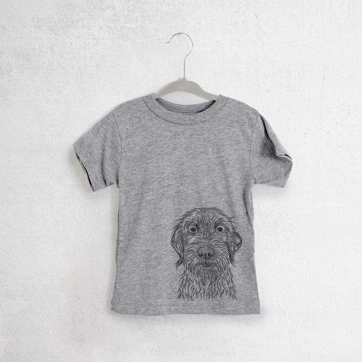 Wilkins the Wirehaired Pointing Griffon - Kids/Youth/Toddler Shirt