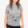 Zoe the Yellow Lab - Unisex Crewneck