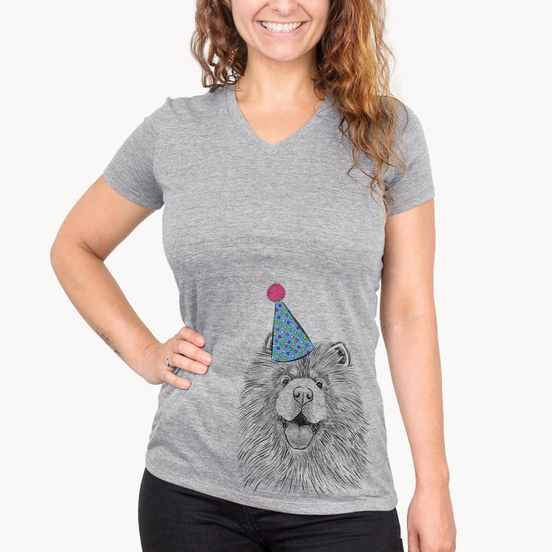 Charming Charlie the Chow Chow  - Birthday Collection