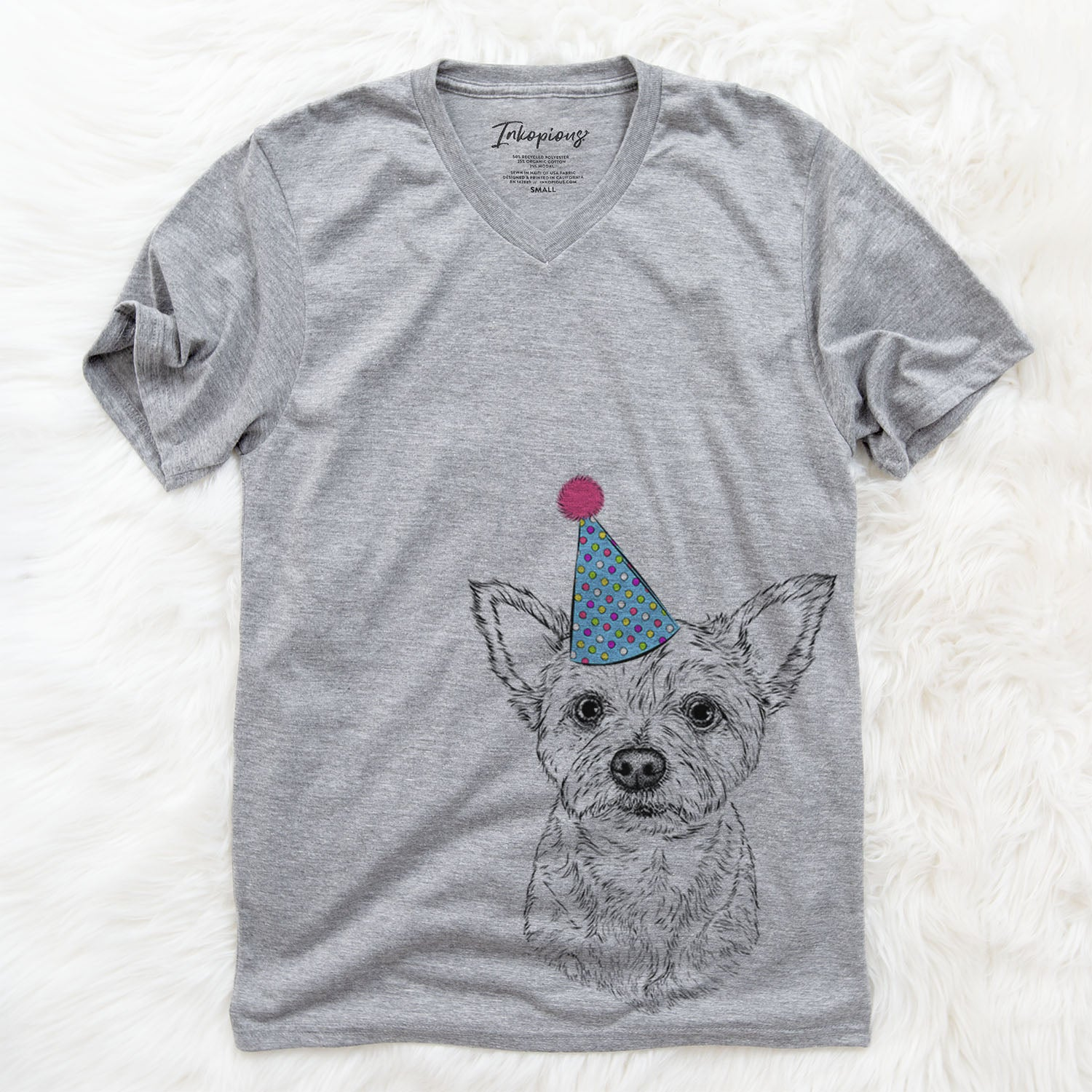 Mango the Mixed Breed  - Birthday Collection