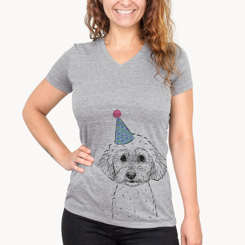 Stitch the Bichonpoo  - Birthday Collection