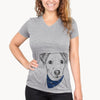Ally the Jack Russell Terrier  - Womens - Bandana Collection