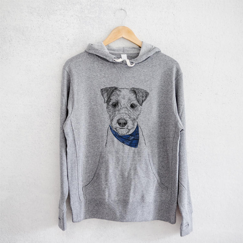 Bogart the Parsons Russell Terrier  - Sweatshirts - Bandana Collection