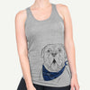 Chief the Boxer Bulldog Mix  - Womens - Bandana Collection