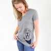 Earl the Bloodhound  - Womens - Bandana Collection