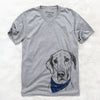 Gracie the Great Dane  - Unisex - Bandana Collection