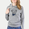 Happy Otis the Miniature Goldendoodle  - Sweatshirts - Bandana Collection