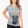 Heath the Black Lab  - Womens - Bandana Collection
