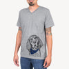 Huck the Bluetick Coonhound  - Unisex - Bandana Collection