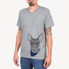 Knox the Rat Terrier  - Unisex - Bandana Collection